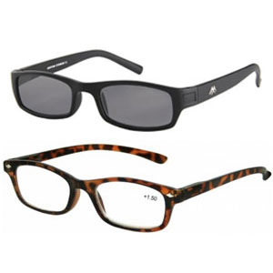 Madison & Mulholland� Montana Style Readers and Sun Readers- $20 with Free Shipping