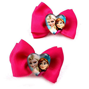 Frozen Inspired Hair Accessories - Set of 3 - $14 with FREE Shipping!