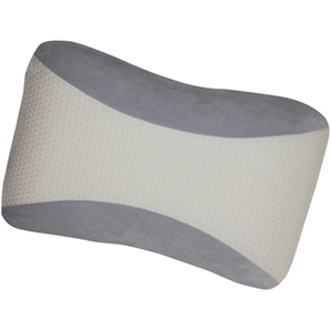 Sweet Dreamz Curved Memory Foam Pillow for Head, Shoulders, and Neck- $36 with Free Shipping