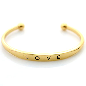 Love Bangle- $11.95 with Free Shipping