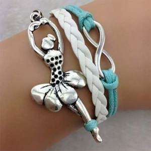 Ballerina Wrap Bracelet- $12.50 with Free Shipping