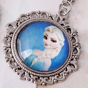 Frozen Inspired Necklace - $9 with FREE Shipping!