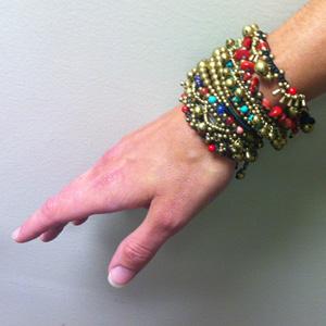 Madison & Mulholland Fall Bracelets- $8.99 each!