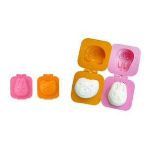 2 Pack- Character Egg Molds - $7 with FREE Shipping!