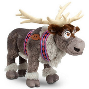 Frozen Inspired Large Sven Plush Toy - $47 with FREE Shipping!