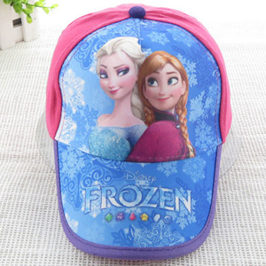 Frozen Inspired Girl's Hat - $10 with FREE Shipping!
