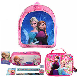 Frozen Inspired School Backpack Set - $48 with FREE Shipping!