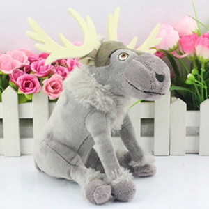 "Frozen Inspired Sven 7.87"" Plush Toy - $13.50 with FREE Shipping!"