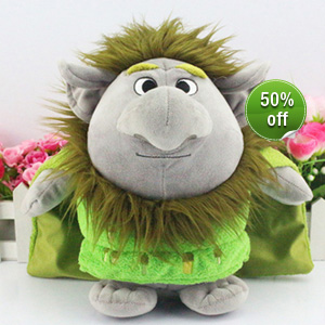 Frozen Inspired Troll Plush Toy - $25 with FREE Shipping!