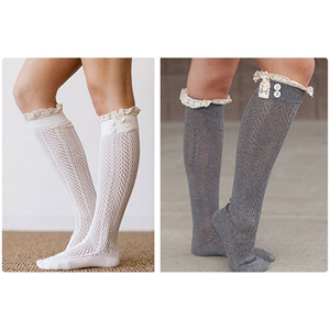 Lace Boot Socks- $13 with Free Shipping