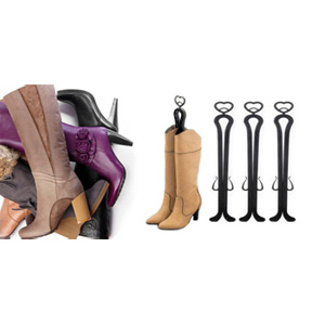 3 Pack of Women's Boot Trees - $10 with FREE Shipping!