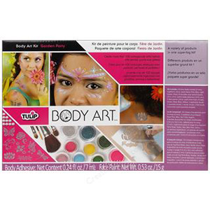 Tulip-Body Art Garden Party Kit- $11.50 with Free Shipping