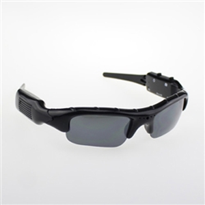 Video Camera Glasses- $32.50 with Free Shipping