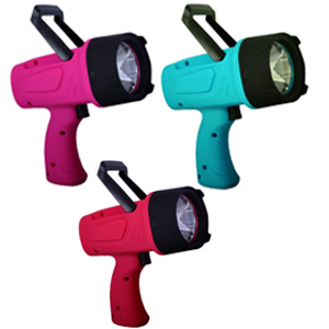 Super Bright Spotlight Flashlight- $19.50 with Free Shipping