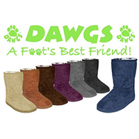 USA Dawgs - Women's 9'' Microfiber SheepDawgs Boots - Free Shipping