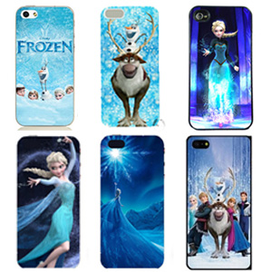 Frozen Inspired iPhone Cases - 6 Styles Available - $11 with FREE Shipping!