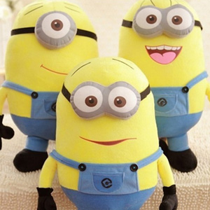 "20"" Despicable Me Inspired Minion Plush - $25 with FREE Shipping!"