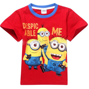 Despicable Me Inspired Summer T-Shirt - $17 with FREE Shipping!