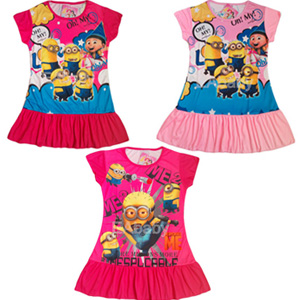 Despicable Me Inspired Summer Dress - $16 with FREE Shipping!