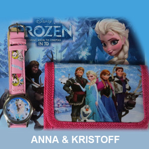 Frozen Inspired Purse & Watch Set - $13 with FREE Shipping!