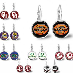 Collegiate Inspired Earrings (Dangle or Post)- $9.50 with Free Shipping
