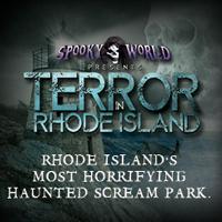 Spooky World - Terror In Rhode Island - Pair of Tickets