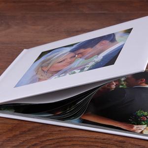 8 x 6 Padded Photo Book - $10.99!