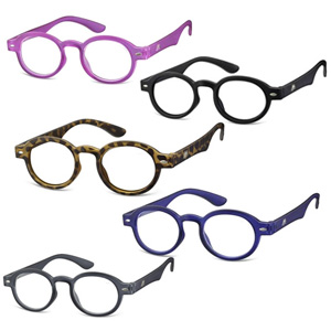Madison & Mulholland Retro Style Readers - $19 with Free Shipping