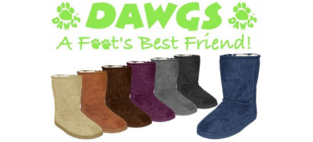 USA Dawgs - Women's 9'' Microfiber SheepDawgs Boots - Free Shipping