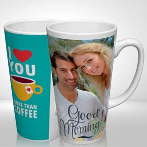Photo Latte Mug - $14.99!