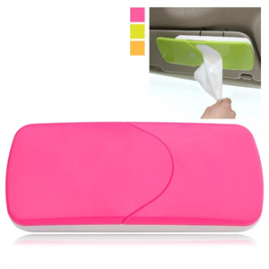 2 Pack of Sun Visor Tissue Boxes - $14 with FREE Shipping!
