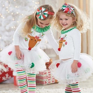 Ballerina Tutu Christmas Dress - $18 with FREE Shipping!