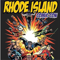 Rhode Island Comic Con - Pair of Weekend Passes
