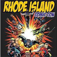 Rhode Island Comic Con - Pair of SUNDAY passes