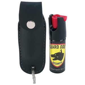 Personal Security Compact Key Chain Pepper Spray- $16 with Free Shipping