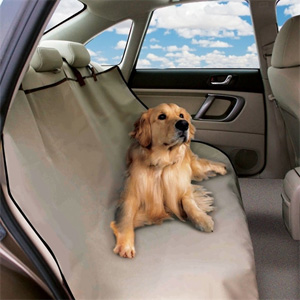 I ♥ Pets Auto Pet Seat Cover - $20 with Free Shipping