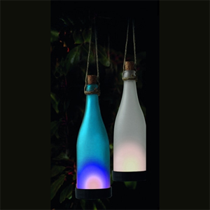 2-Pack: Boho Chic Solar Bottle Lights- $24.50 with Free Shipping