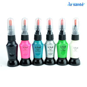6-Pack La Sante Nail Art Pens- $17.50 with Free Shipping