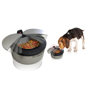 Automatic Motion Sensor Pet Dish by Sharper Image- $20 with Free Shipping