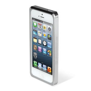 Scoshe Sleek Aluminum Bumper Case for IPhone 5 & 5S - $9 with Free Shipping