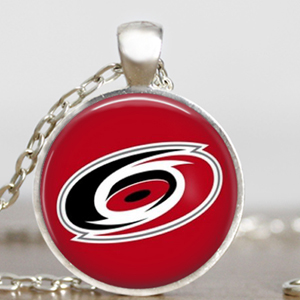 NHL Hockey Inspired Necklace- $10 with Free Shipping