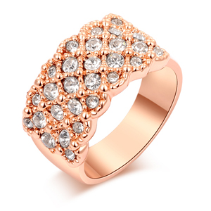Bold Promise Statement Ring- $29 with Free Shipping