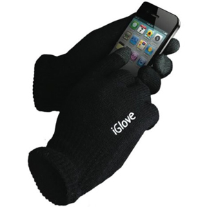 iGloves touchscreen gloves- $10 with Free Shipping!