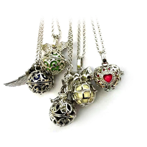 Angel Caller Necklace - $20 with FREE Shipping!
