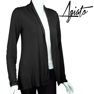 Women's Modern Long Sleeve Cardigan- $21 with Free Shipping