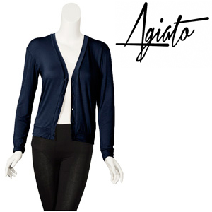 Women's Button Front Short Cardigan- $21 with Free Shipping