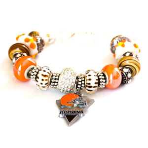 NFL Beaded Bracelet - $20 with FREE Shipping!