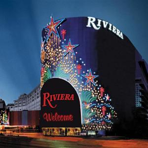 The Riviera Hotel & Casino in Las Vegas $35 For 2 nights + Las Vegas BITE Card + a $50 Restaurant.com