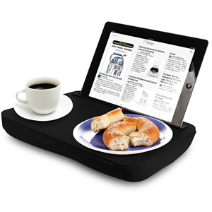 iPad and Tablet Lap Desk with Super Soft Cushion- $20 with Free Shipping