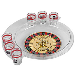 The Spins Roulette Drinking Game- $19.99 with Free Shipping